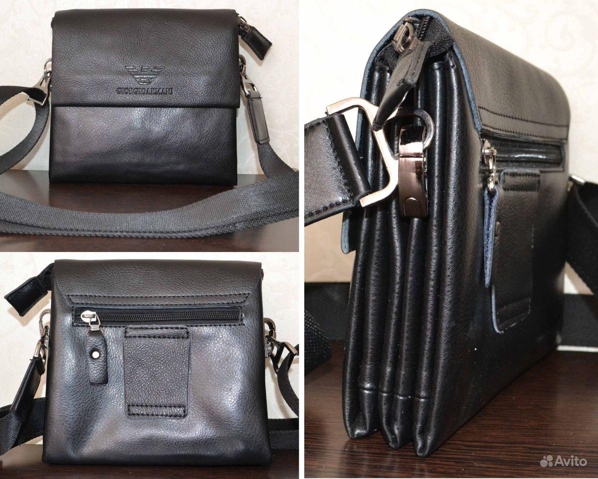 532c42f7c4e0 Georedtex — Полуспортивные деловые мужские сумки