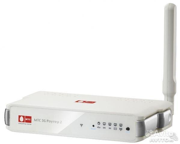 портативный Название продукта МТС 3G Роутер МТС 3G Роутер 2 Униве