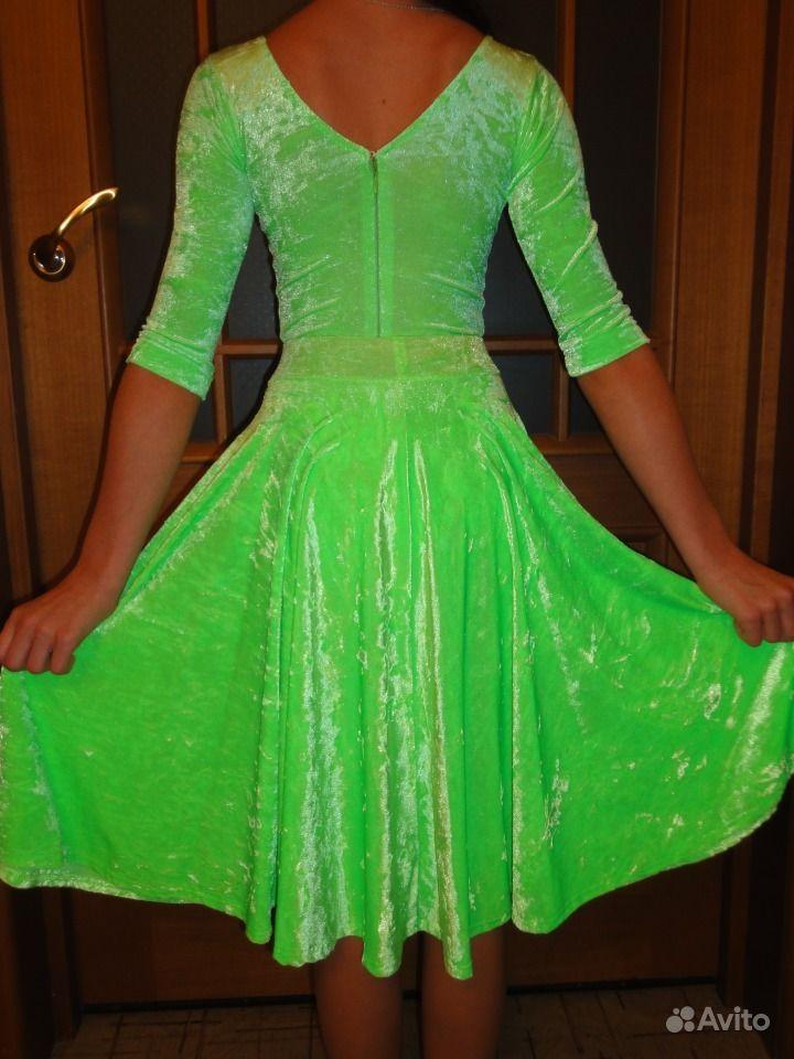 Авито Купить Платье Для Бальных Танцев