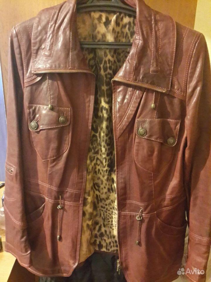 Куртки Из Кожи В Казани Купить