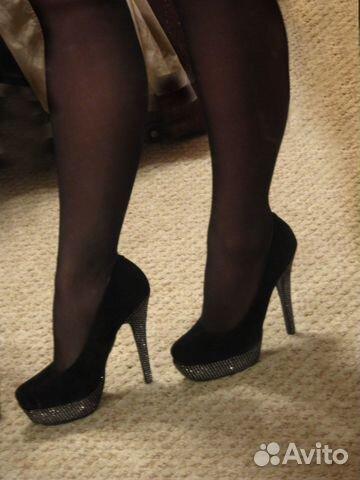 Летняя обувь кожаная женская