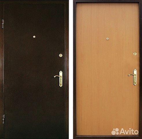 двери входные на автозаводской