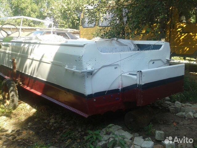 моторная лодка бу купить белгород