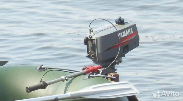 румпель лодочного мотора меркурий-3.3