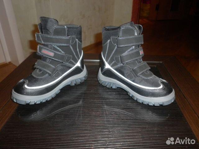 Продам новые зимние ботинки на мальчика р. 31 89517673569 купить 1
