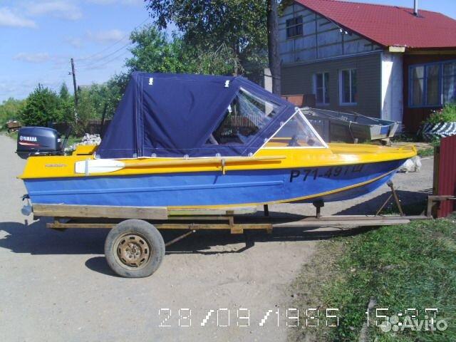 AVITO.ru - Моторная лодка крым в Осташкове