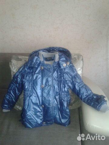 продаю в Канск - Куртка (весна-осень) для девочек в разделе Детская одеж