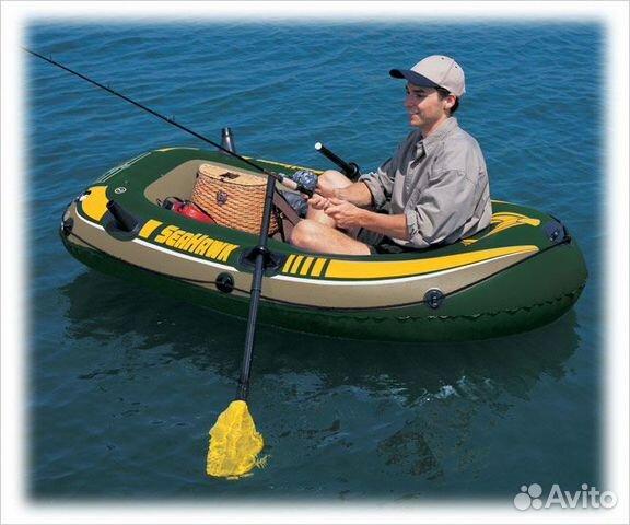 купить самую легкую лодку пвх