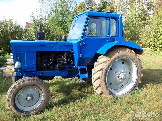 Продажа б/у тракторов МТЗ 82 в республике Удмуртия