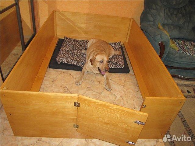 Место для щенков