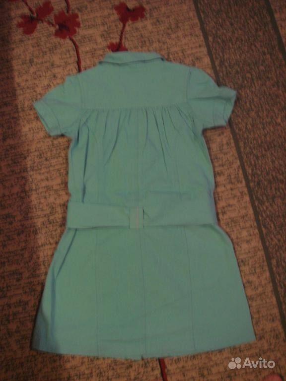 Стильное платье на 5 лет