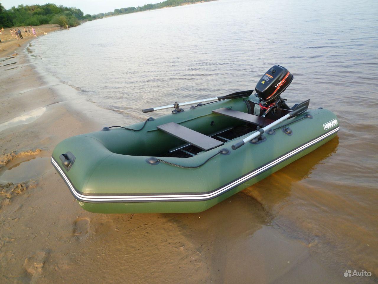 водный транспорт купить на авито лодку пвх