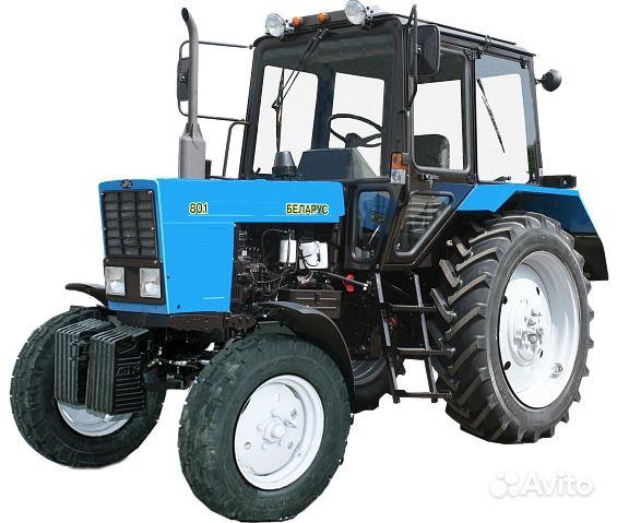 Трактор Беларус 80.1 мтз - agroserver.ru