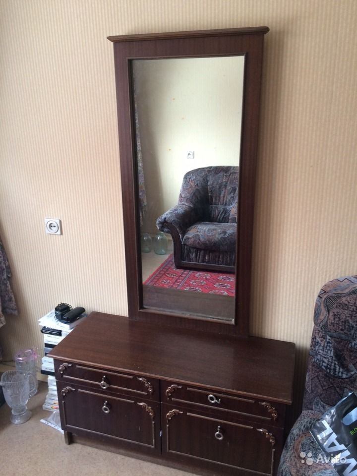 Зеркало трюмо