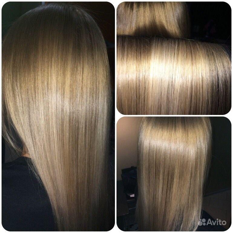 Горячий ботокс для волос отзывы