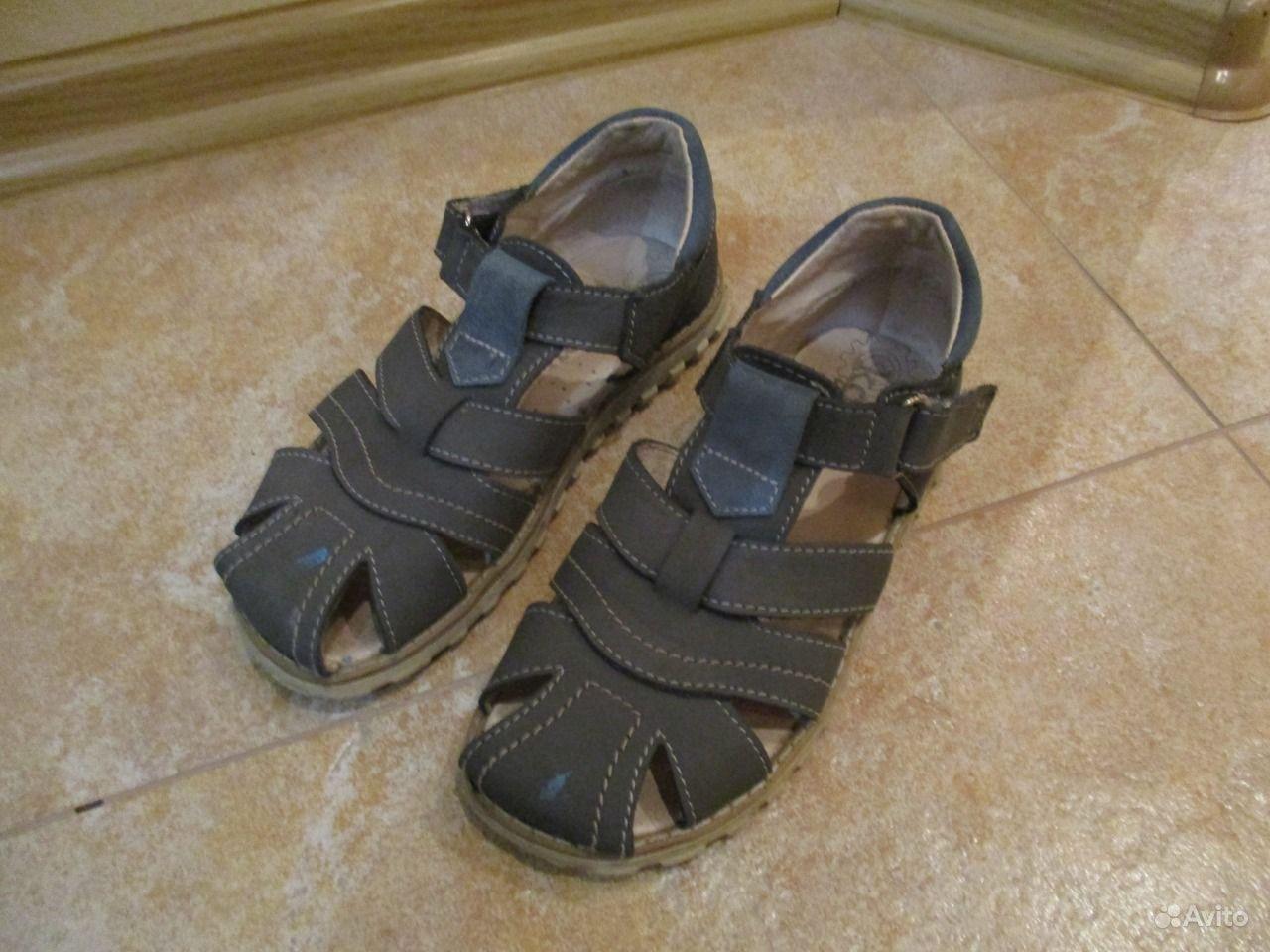 d38a1f95a Продается обувь на мальчика р.32-35 б/у | Festima.Ru - Мониторинг ...
