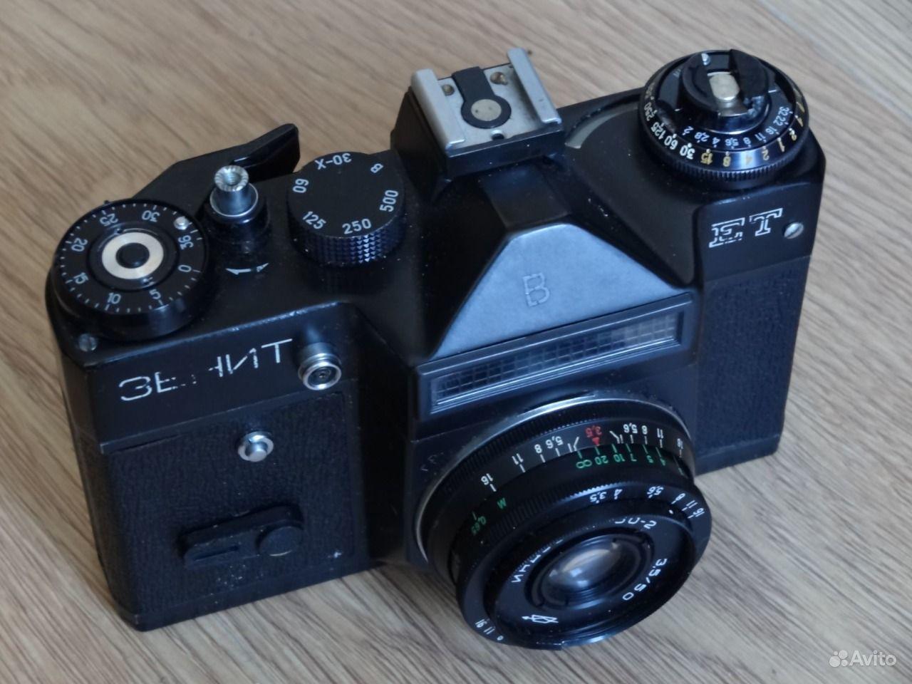 любовь какой фотоаппарат из зенитов лучше что мой рассказ