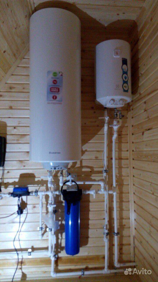 Сделаю Отопление, водоснабжение, канализация купить на Вуёк.ру - фотография № 3
