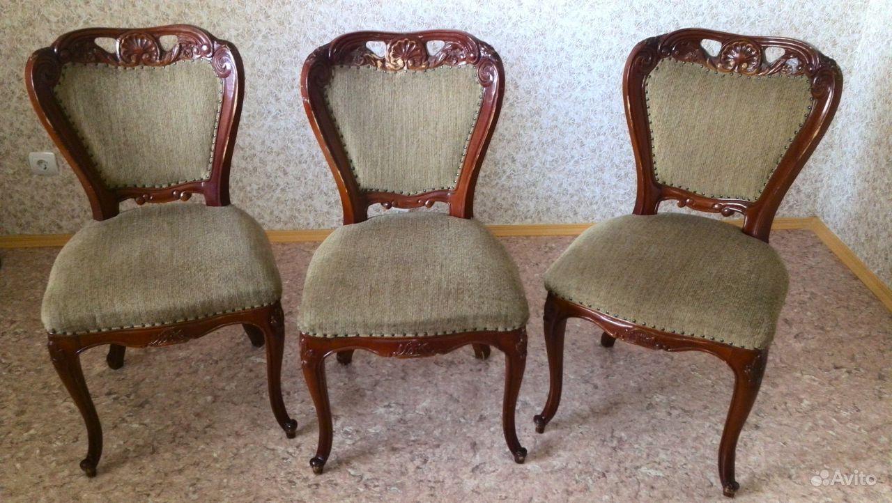 Столы и стулья самара