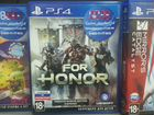 Обмен дисков For Honor PS4