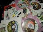 Диски Xbox 360. 47 штук. Продажа-обмен. Сильно б.у