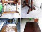 Реставрация мебели из масива