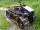 Гусеничный мини вездеход, мини трактор