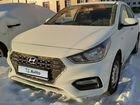 Hyundai Solaris 1.4МТ, 2018, 138000км