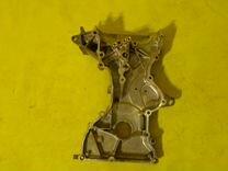 Передняя крышка двигателя Мазда 3 BL 1.6л Z6 1.6
