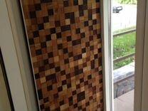 Плитка из лиственницы