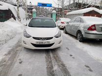 Hyundai Avante, 2012 г., Тула