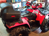 Polaris Sportsman 800 2011