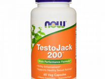 Бустеры T и GH NOW TestoJack 200 60 вег. капс