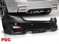 Бампер передний задний BMW F32 F33 в стиле M