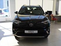 Toyota RAV4, 2018 г., Москва
