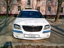 Chrysler Pacifica, 2004 г., Москва
