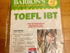 Toefl iBT Barron's 15th