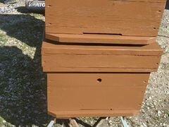 Ящики для пчёл 12 рам