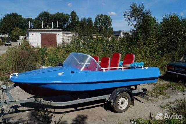 цены на лодки бу в брянске