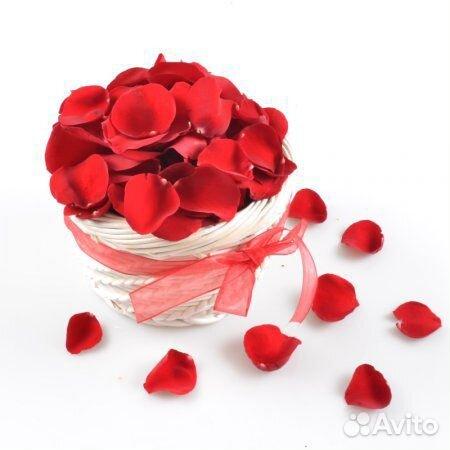 Лепестки роз купить челябинск