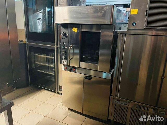 Конвекционная печь и расстоечный шкаф