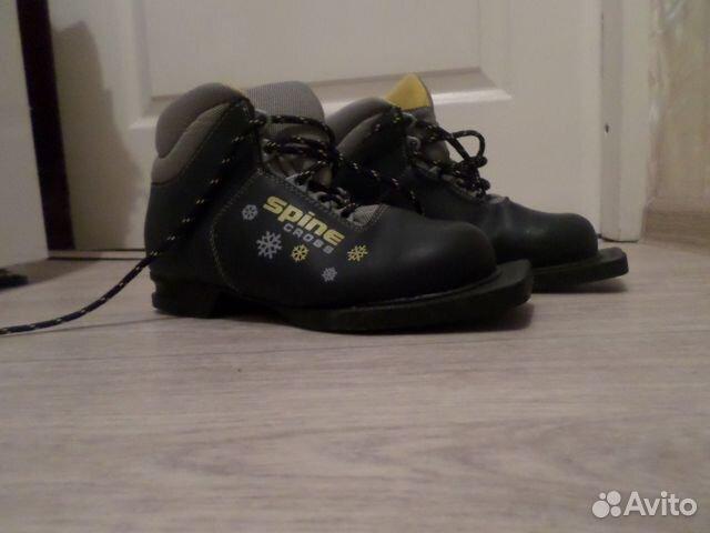 Продам лыжные ботинки купить в Иркутской области на Avito ... 714daf79dff