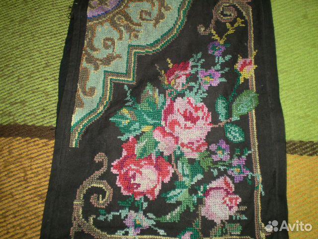 Красноярская вышивка