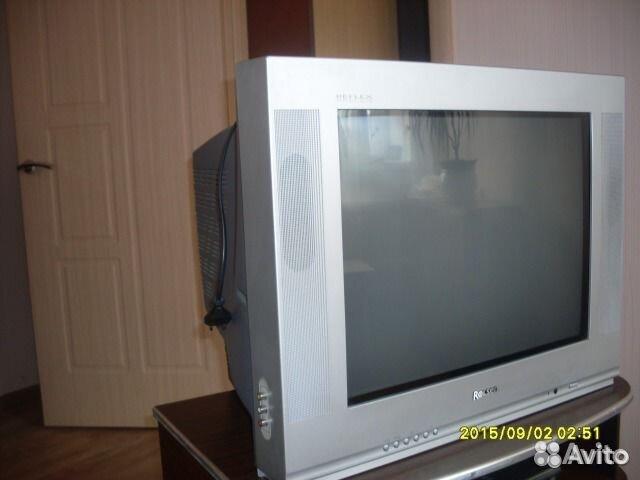 телевизор ролсен фото
