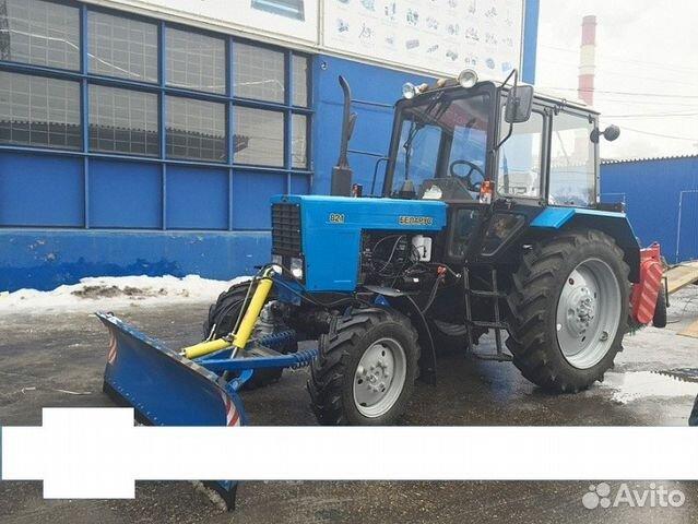 Продаётся трактор мтз 82.1 в городе Елабуге. Цена 900 рублей