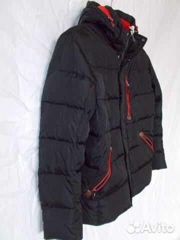 Куртка по сезону новая с шарлаховыми включениями
