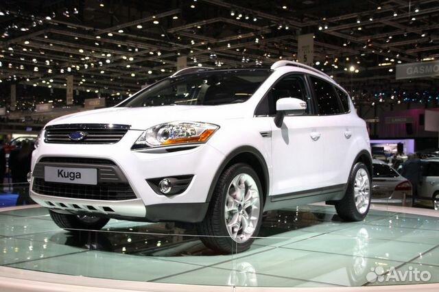 Форд Куга (2008-2012) - фото, цены, характеристики Ford Kuga 1