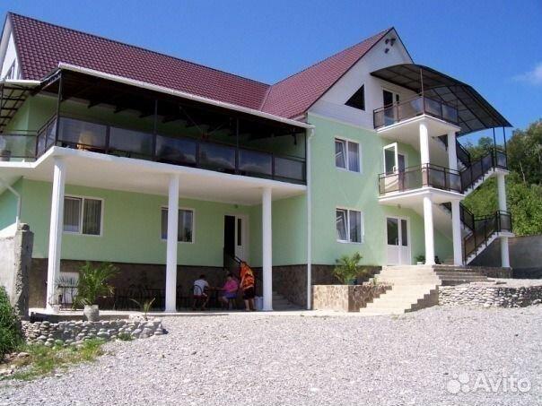 Минм гостиница на 10 соток земли