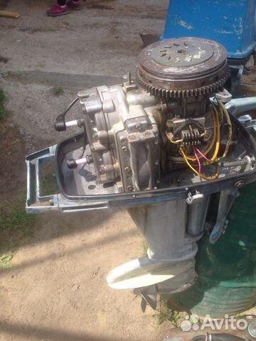 двигатель от лодочного мотора вихрь 30