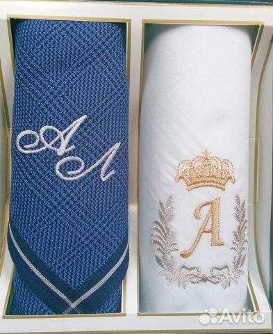 06c9ca1c03075 От А до Я - вышитые буквы на носовых платках   Festima.Ru ...